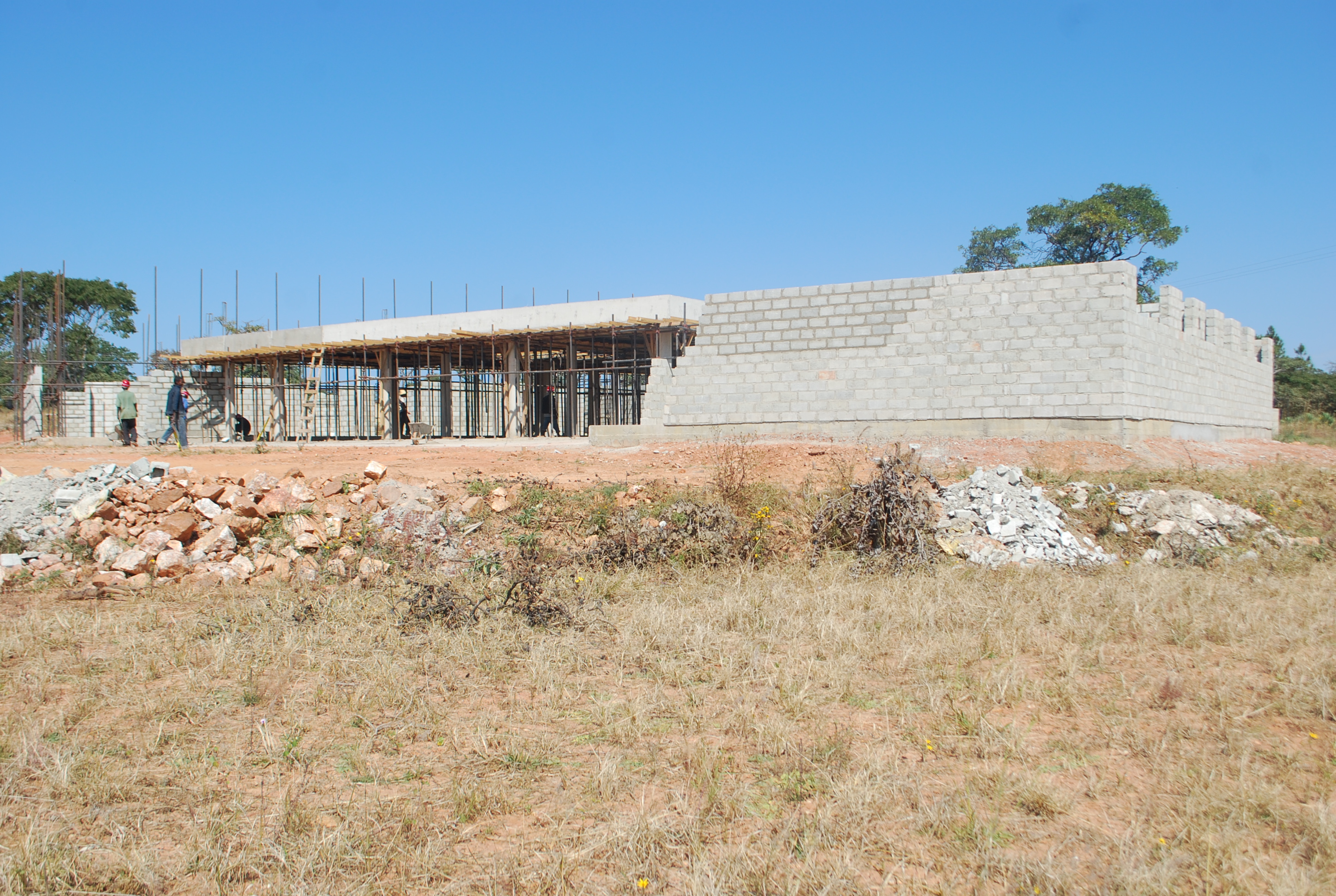Center For Infectious Disease Research In Zambia – Max